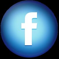 Facebook logo round(1)