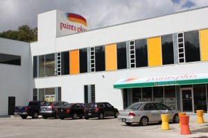 Paints Plus Office